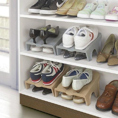 Imagen 1 de 5 de Organizador De Zapatos, Economiza Espacio. Zapatera Práctica