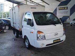 Hyundai Hr Com Baú 2011