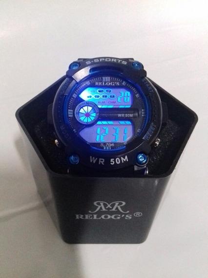 Relógio Digital A Prova Água