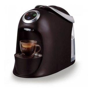 Máquina Café Três Versa Preta 127v + 40 Cápsulas Cafe