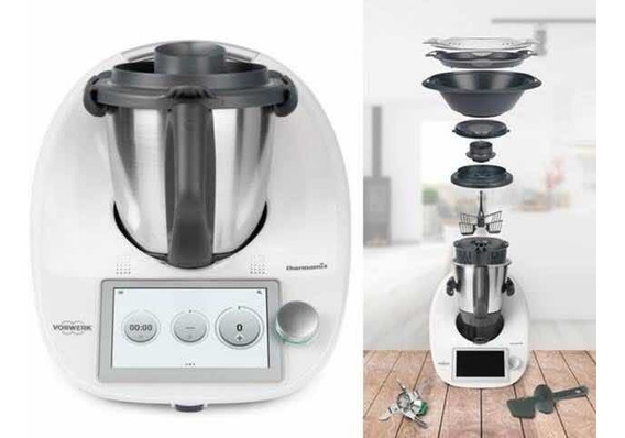 Thermomix Tm6 Nuevecita
