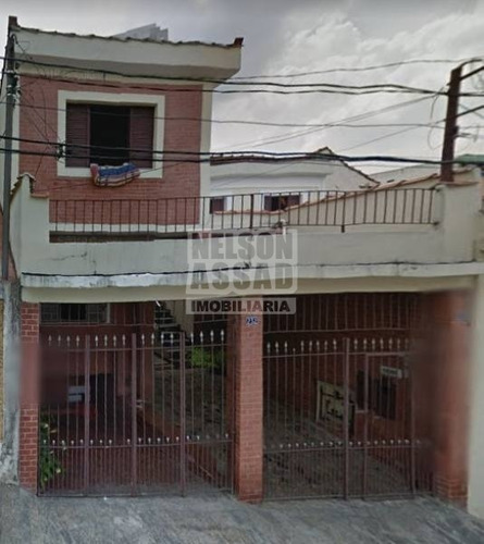 Imagem 1 de 1 de Sobrado Para Venda No Bairro Vila Oratório, 2 Dorm, 2 Vagas, 167 M - 1914