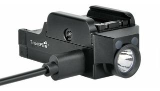 Linterna Trustfire Gm21 Ultra Compacta 510 Lúmenes Riel 20mm
