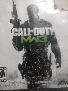 Juego De Ps3 Call Of Duty Modern Warfare 3