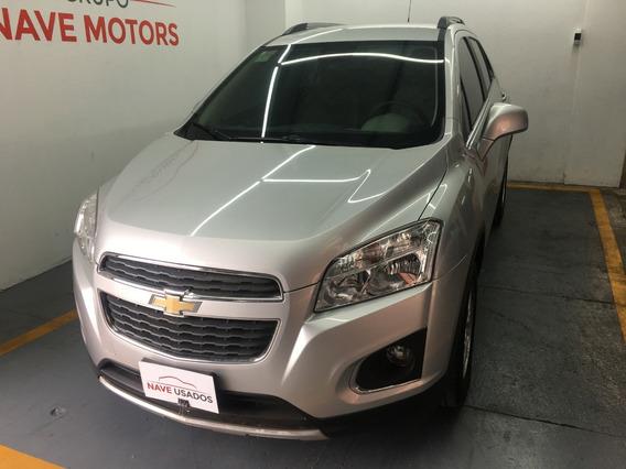 Chevrolet Tracker Ltz 2015 Gris Pbf