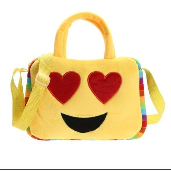 Bolsa Infantil Kids Emoji