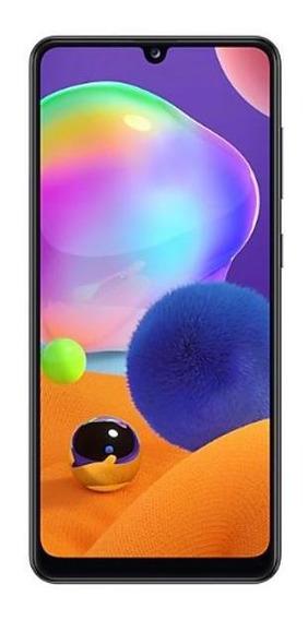 Smartphone Samsung Galaxy A31 128gb 48+8+5+5mp 6,4 Preto