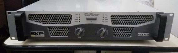 Amplificador Potência Skp Maxg 1820x