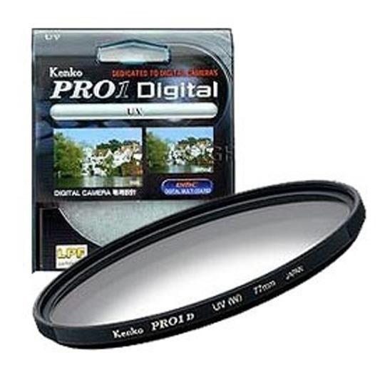 Filtro Uv Kenko Pro 1 Digital 72mm