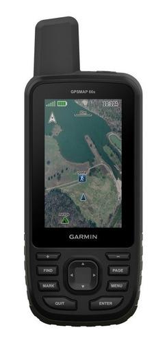 Imagen 1 de 1 de Gps Garmin Navegador Satelital Map 66s