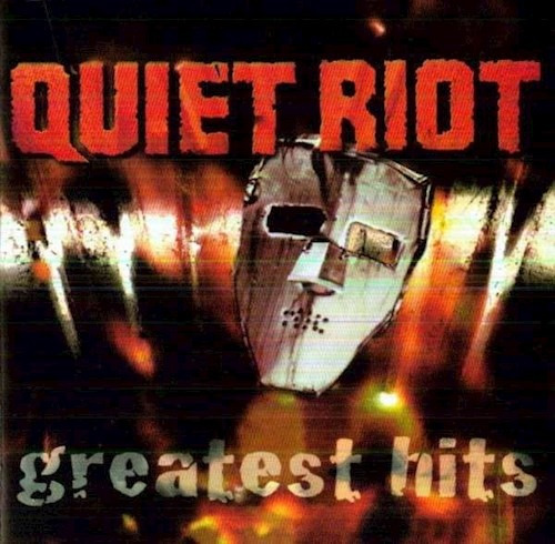 Greatest Hits - Quiet Riot (cd)