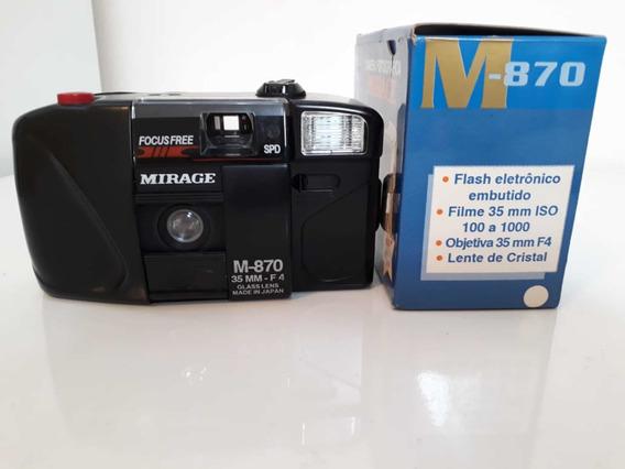 Câmera Fotográfica Mirage