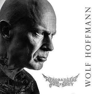 Wolf Hoffmann Headbangers Symphony Cd Us Import