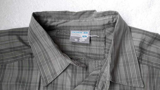 Camisa Salomon Manga Corta