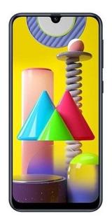 Exynos Celular Samsung Galaxy M31 128gb Negro + Cover Tk548