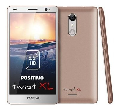 Smartphone Twist Xl S555 16gb - Rosa