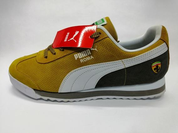 compra original moderno y elegante en moda gran inventario Zapatillas Puma Mostaza - Zapatillas en Mercado Libre Perú