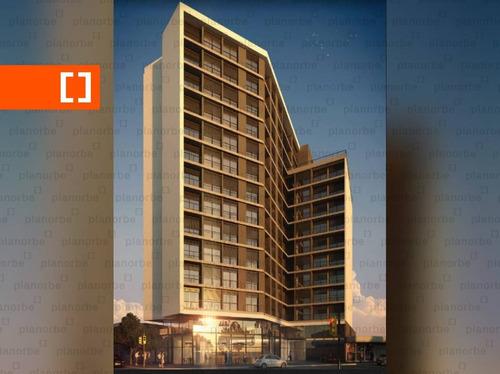 Venta De Apartamento Obra Construcción Monoambiente En Cordón, Ventura Work & Live/go Unidad 801