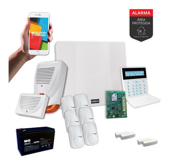 Alarma Domiciliaria Wifi Kit - Cableado
