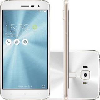 Asuszenfone 3 Ze520kl 32/3gb 4g Dual 5.2 Branco Mancha Tela