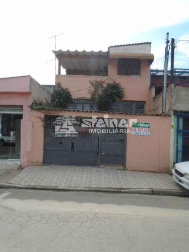Imagem 1 de 20 de Venda Sobrado 2 Dormitórios Vila Galvão Guarulhos R$ 380.000,00 - 33060v