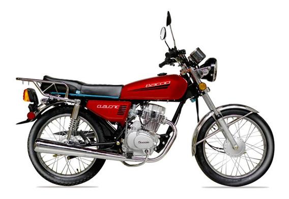 Baccio Gc Classic 125 Motos Moto 0km 2020 + Obsequios - Fama