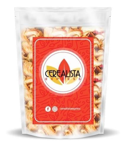 Maçã Chips Desidratada 1kg - Qualidade Premium