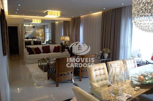 Imagem 1 de 17 de Cobertura Com 4 Dormitórios À Venda, 285 M² Por R$ 2.645.000 - Alto Da Lapa - São Paulo/sp - Co0768