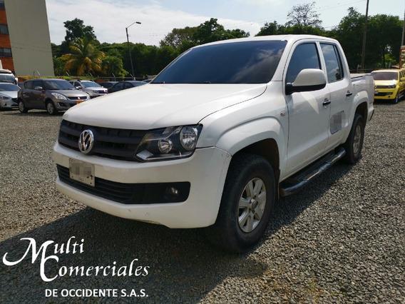Volkswagen Amarok Servicio Especial Con Trabajo Fijo