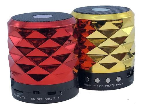 Parlante Bluetooth Portátil Recargable Mini Speaker  Kaos 11