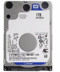 Hd 1tb Notebook Western Digital 5400rpm 2,5