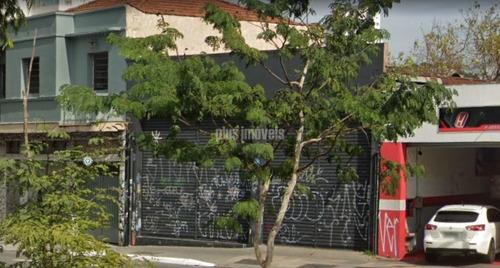 Loja Para Locação No Bairro Pinheiros Em São Paulo - Cod: Mi113719 - Mi113719