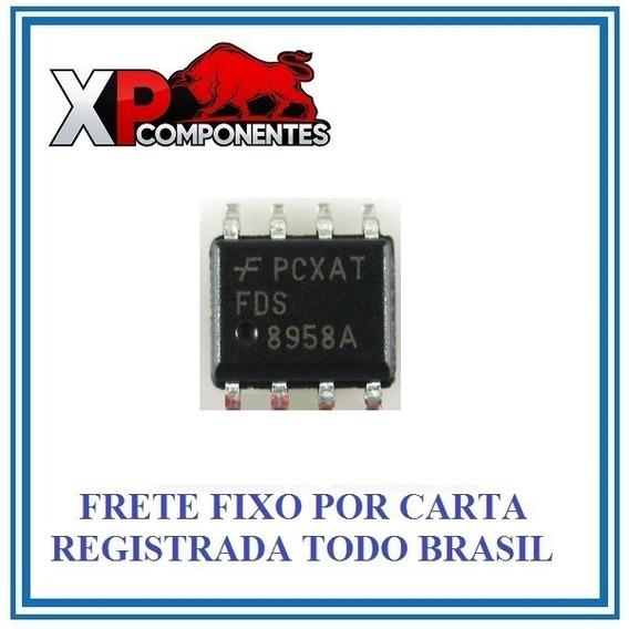 Ci Smd Fds8958a - Fds8958 A - 8958a - Sop8 - Original