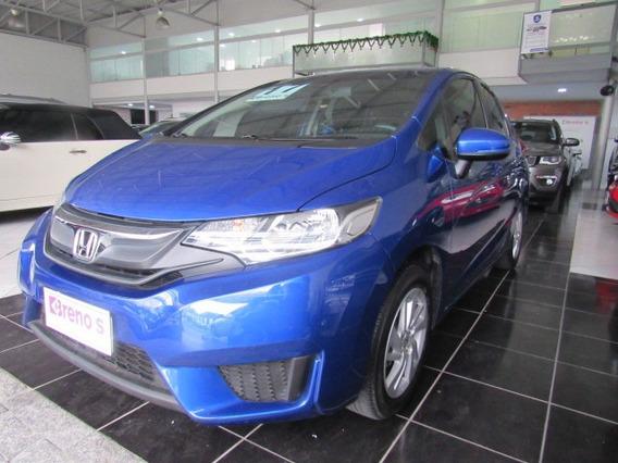 Honda Fit 1.5 16v Lx Cvt (flex) Flex Automático