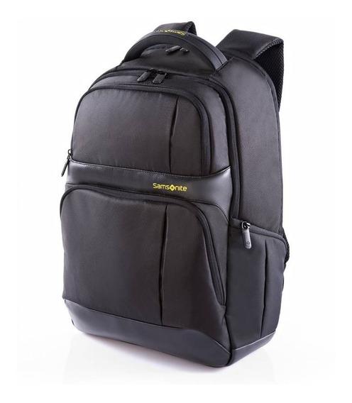 Mochila Samsonite Ikonn Iii Laptop Backpack 15.4 Amarela