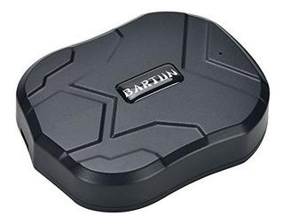 Rastreadores Gps,bartun Magnet Gps Tracker Para Vehículo..