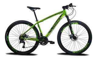 Bicicleta Aro 29 Rino Everest Disco 21v Cambios Index