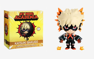 Figura Funko Pop 5 Star My Hero Academia - Katsuki Original
