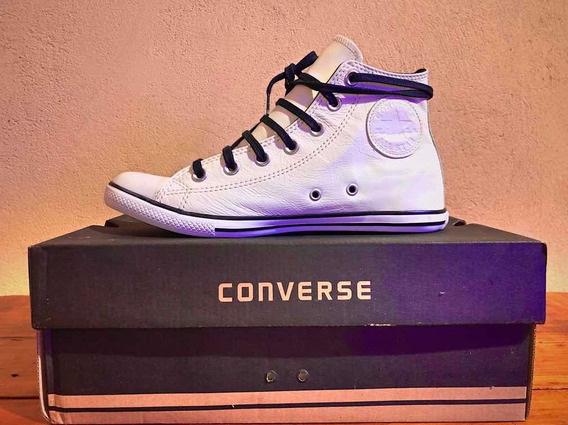 Converse All Star Slim Cuero