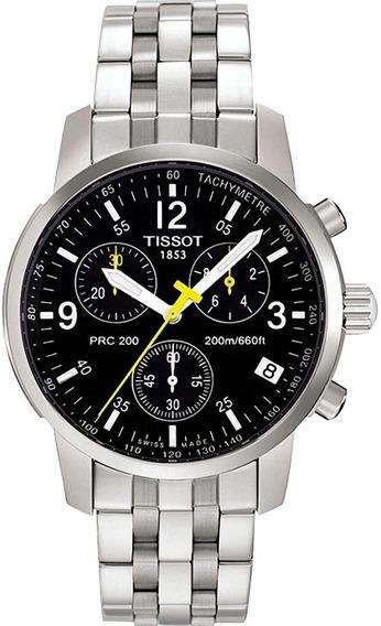 Relógio Tissot Prc200 100% Original Novo Lacrado