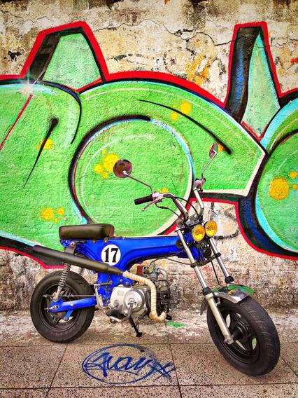 Mondial Dax 70 - No Honda Dax 70