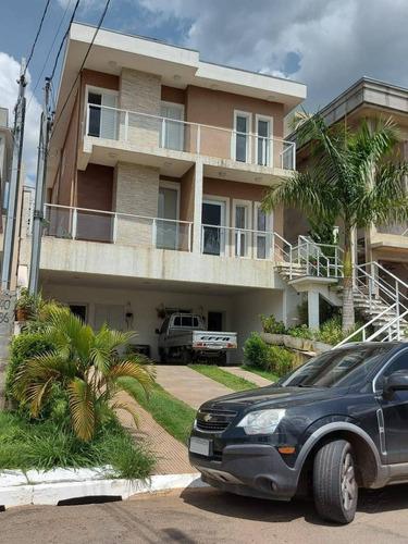 Casa Com 3 Dormitórios À Venda, 300 M² Por R$ 1.260.000,00 - New Ville - Santana De Parnaíba/sp - Ca0684