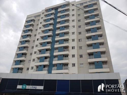 Apartamento Para Locação - Jd. Aeroporto, Bauru-sp - 5235