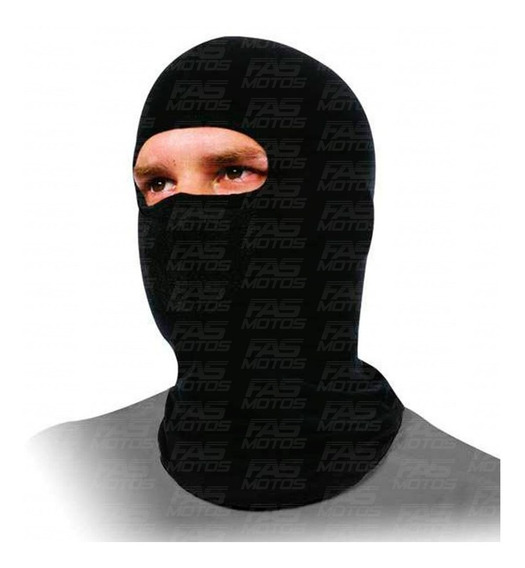 Pasamontaña Mascara Termico Invierno Primera Fas Motos