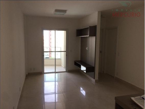 Apartamento Com 2 Dormitórios Para Alugar, 1 M² Por R$ 1.600/mês - Vila Nova Cidade Universitária - Bauru/sp - Ap2423