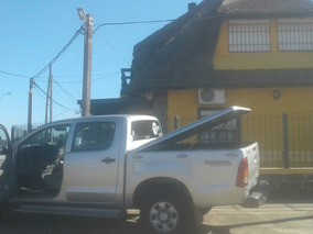 Toyota Hilux Sw4 Doble Cabina Turbo Diésel 2005