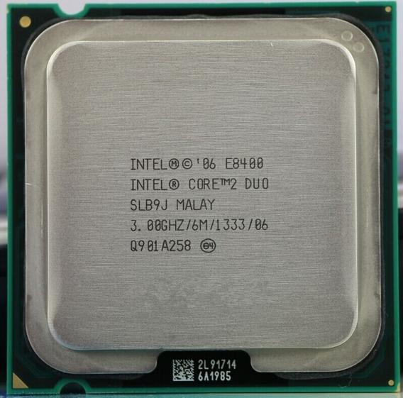 Processador Intel E8400 Core 2 Duo 3.00 Ghz Socket 775
