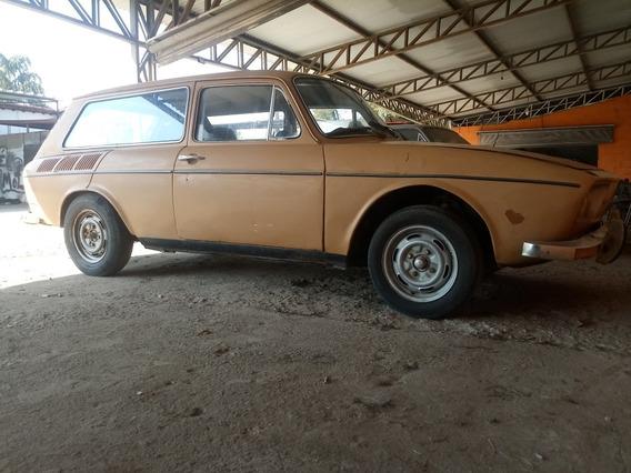 Volkswagen Variante 1973