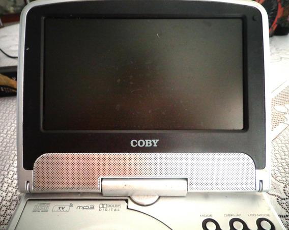 Reproductor De Dvd Portatil Coby