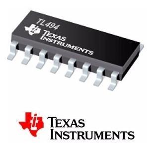Tl494 Tl494cdr Tl494c Ic Smps Control Sop 16 - Bs  21 600,00